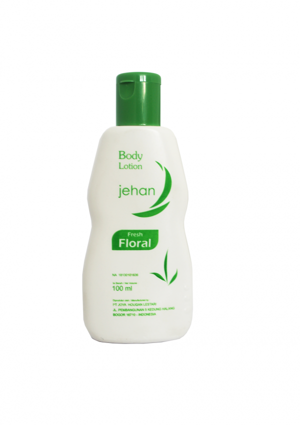Jehan Body Lotion Fresh Floral