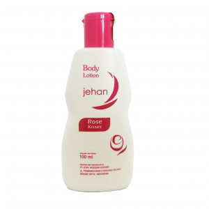 Jehan Body Lotion Rose Kisses