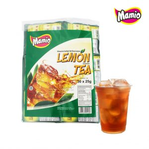 Mamio Serbuk Lemon Tea 30 Sachet