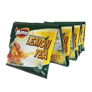 Mamio Serbuk Lemon Tea 5 Sachet