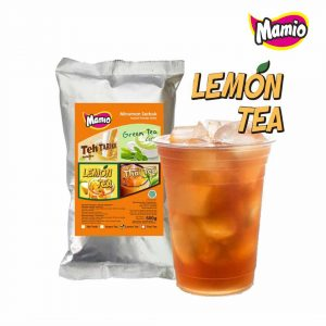 Mamio Serbuk Lemon Tea 500 gram