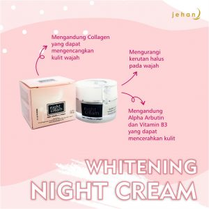 Night Cream Jehan